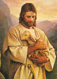 ne13jul38 Christ with lamb 1105609 Finding the ability to Forgive