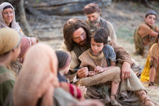 pictures of jesus with a child Fear Not, I am With You