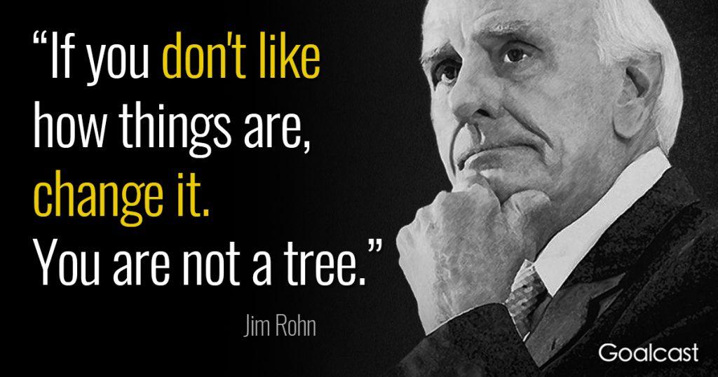 Jim Rohn Quote 2 You Can Change