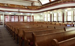 garland tabernacle pews HOME