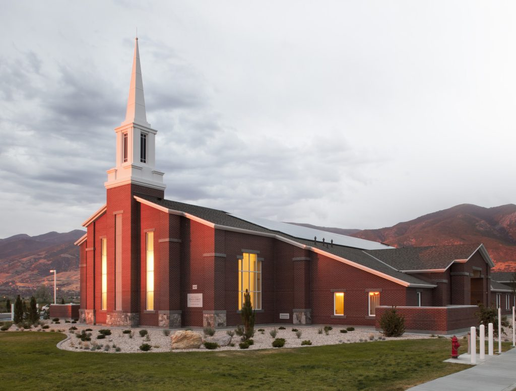 lds new farmington solar meetinghouse How to Give a Talk in Sacrament Meeting